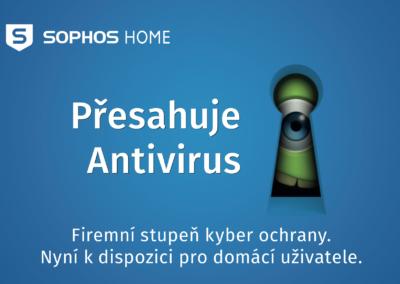 Sophos Home - kartička