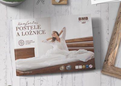 BMB Katalog postelí